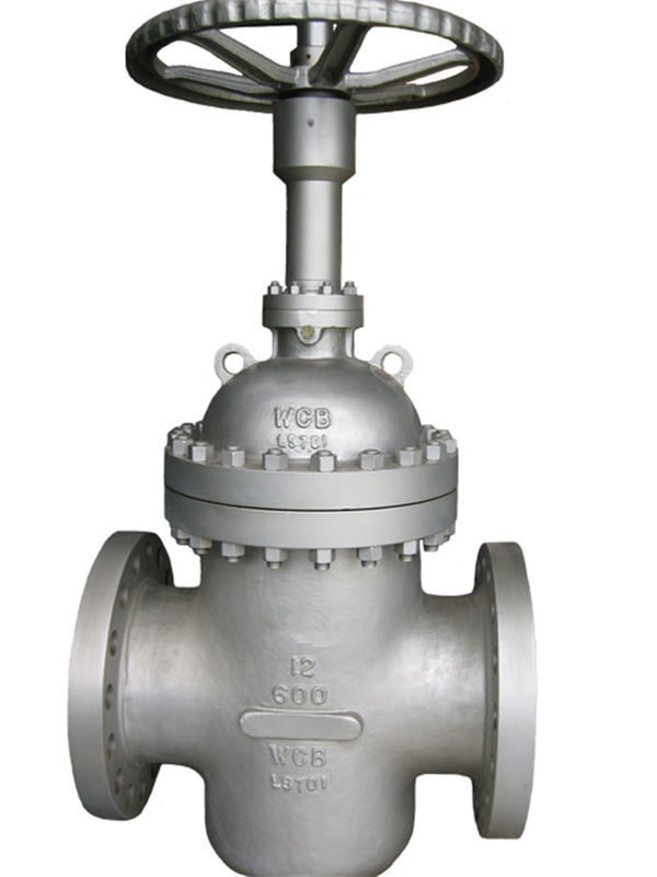 API 6D Flat Gate Valve Parallel Slide , Carbon Steel Gate Valve CS B16.10